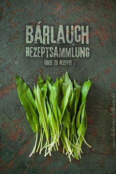 Wild garlic recipe collection with over 20 recipes make delicious Bärlauch – Rezeptsammlung mit über 20 Rezepten Garlic Recipes, Vegan Recipes, Grilling Recipes, Cooking Recipes, Detox Cleanse For Weight Loss, Wild Garlic, Wheat Grass, Growing Vegetables, Recipe Collection