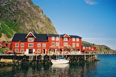 Lofoten Stockfish Museum (Lofoten Tørrfiskmuseum) is a museum devoted to Norwegian fishing and stockfish.