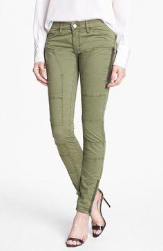 BLANKNYC Cargo Skinny Pants