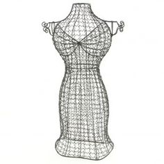 """29"""" Dress form, for the dress form lovers"""