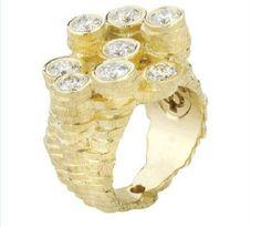 Купить товарБесплатная доставка   в семь смертных грехов жадность кольцо 18 К позолоченные классический стиль золотая монета маммона кольцо в категории Кольцана AliExpress.  Описание продукта      Жадность кольцо в семи смертных грехов          Материал: медь          Покрытие: 18 К позолочен