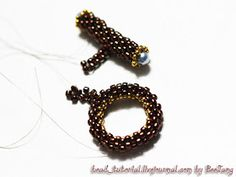Pattern bijoux: Bar and Ring