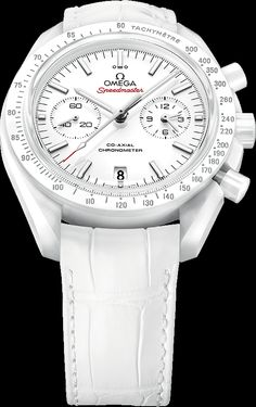 OMEGA Watches: Speedmaster White Side of the Moon