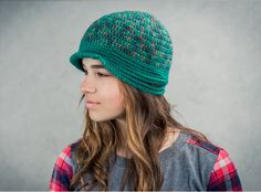 A 60's style knitted hat that goes perfect with a warm coat. https://www.etsy.com/shop/Jasminesmacrame?ref=hdr_shop_menu