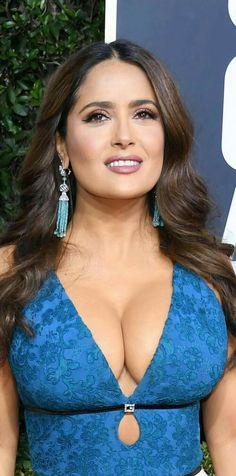 Celebrity Prom Dresses, Salma Hayek Pictures, Demi Rose, Hottest Pic, Celebs, Celebrities, Real Women, Gorgeous Women, Ta Tas