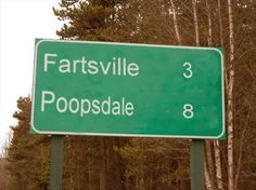 poopsdale-town funny pictures with captions Town pictures Names funny Bizarre
