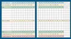Indian Lakes Golf Course Scorecard