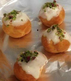 Armonia di Mandorle: Bignè... salati