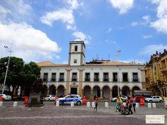 Conheça Salvador, Bahia, Brasil. câmara municipal.