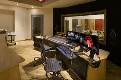 WSDG recording studio design: Spice House Sound, Philadelphia. Cheryl Fleming Photography. Sound Studio, Home Studio Music, Travel Lounge, Recording Studio Design, Studio Gear, Sound Design, Philadelphia Pa, House, Spice