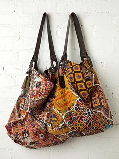 Free People India Tapestry Tote, £98.00