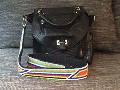 Handle Bag By Rainbowlinks: anse perlée pour sacs