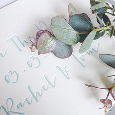 Spring Wedding Inspiration, Letterpress, Save The Date, Wolf, Ink, Purple, Instagram Posts, Flowers, Beautiful