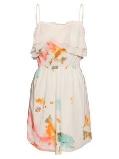 White Spring/Summer Dress...
