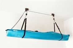 $40 Gear Up Up and Away Deluxe Hoist System - canoes, kayaks, car top carriers, bikes
