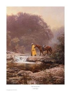 """Pale Morning Mist"" ~ Bob Wygant"