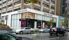 Louis Vuitton downtown Toronto