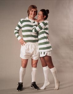 Mr and Mrs Dalglish. Celtic Pride, Celtic Fc, Retro Football, Football Shirts, Fifa, Kenny Dalglish, Paisley Scotland, Blackburn Rovers, Association Football
