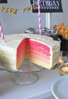 Da einige nach dem Inhalt der Geburtstagstorte gefragt haben, müsst ihr jetzt halt noch einmal Rosa ertragen ;-)  Schon öfters bin ich im ...
