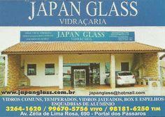 JORNAL AÇÃO POLICIAL BOITUVA E REGIÃO ONLINE: JAPAN GLASS VIDRAÇARIA Av. Zélia de Lima Rosa, 690 Portal dos Pássaros - Boituva - SP Tel: (15) 3264-1620 / 99670-5756 / 98181-6250