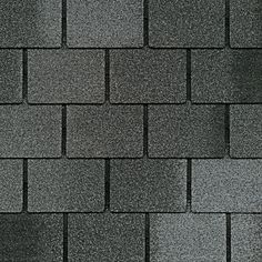 Storm Cloud Gray #gaf #designer #roof #shingles #swatch