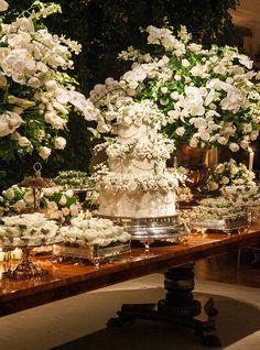 Bate-papo sobre decoração de casamento com Flávia Fonseca Moraes - Constance Zahn | Casamentos