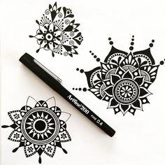 artline ink pen design on Instagram