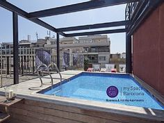 Amazing Barcelona apartment with roof terrace & large pool (City Centre)Holiday Rental in La Ribera El Borne from @HomeAwayUK #holiday #rental #travel #homeaway