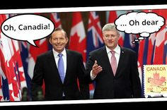 Community Post: 10 Postcard-Worthy Moments From Abbott's Trip Abroad