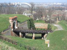 #Petrovaradin #Fortress in #NoviSad #Serbia