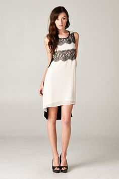 Tobi Dress | lace