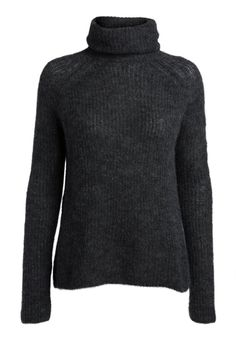 Pieces PCMOHAIR Strickpullover dark grey melange Bekleidung bei Zalando.de | Material Oberstoff: 41% Nylon, 40% Wolle, 15% Mohair, 4% Elasthan | Bekleidung jetzt versandkostenfrei bei Zalando.de bestellen!