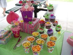 Butterflies Birthday Party Ideas   Photo 1 of 27   Catch My Party