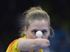 Natalia Partyka, Women's Singles C10 table tennis, Paralympics 2012