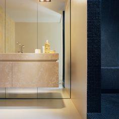 Casa retro vintage - Baño y acceso a ducha