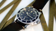 Rolex Submariner 5513 Chapter Ring