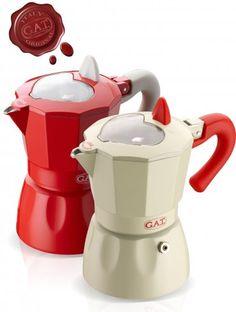 GAT :: Le caffettiere