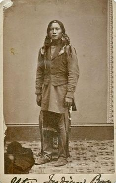 American Indian's History: Historic photos of the Ute Indians                                                                                                                                                      More