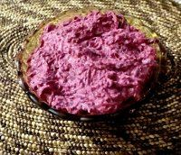 Pomazánka z červené řepy | Mimibazar.cz No Salt Recipes, Low Carb, Meat, Food, Essen, Meals, Yemek, Eten