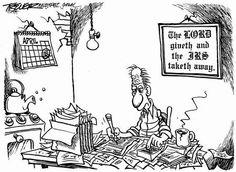 tax humor | Honorable Mention Joke
