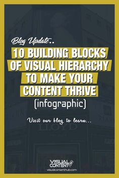 The goal of your visual content is to capture and hold your viewer's attention as soon as they saw your post. The visual hierarchy of your content is crucial, to satisfy that goal.Visual hierarchy is a concept of arranging the visual elements to emphasize the focal point of the content. ... Visual Hierarchy, Online Marketing, Goal, Infographic, Web Design, About Me Blog, Concept, How To Get, Infographics