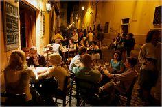 Trastevere – Photo: Tyler Hicks/The New York Times