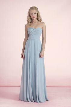 New Variety to Wear Convertible Dress Long A-Line Chiffon Bridesmaid Dresses  Simple Dress For c989a9bffc20