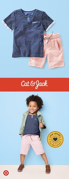 d956607b3 148 Best Say Hello to Cat & Jack images | Kids outfits, Target ...