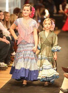 pasarela flamenca niños - Buscar con Google