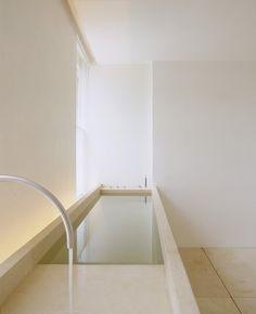 minimal bathroom | John Pawson