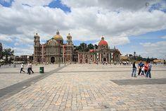 mexico city - Guadalupe (멕시코시티 과달루페 성지)