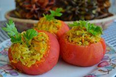 Desafio 40 Receitas Saudáveis: Resultados da pesquisa Tomate recheado