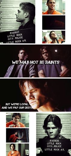 [gifset] 2x19 Folsom Prison Blues #SPN #Dean #Sam