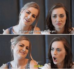 rose and rosie Mixed Berry Sorbet, Rose And Rosie, Cute Lesbian Couples, Lgbt Love, Fandoms, Woman Crush, Gay Pride, Fun To Be One, Youtubers